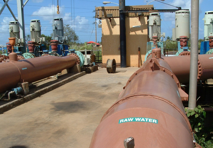 Wasa Water Treatment Process